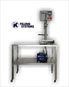 Manual Filling Machines-Intercaps Filling Systems