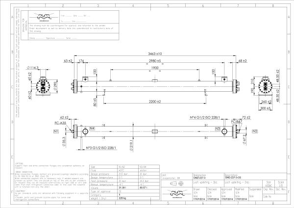 Кожухотрубный испаритель Alfa Laval DM2-416-3 Артём Пластинчатые паяные теплообменники Danfoss серия XB59M Канск