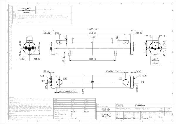 Кожухотрубный испаритель Alfa Laval DM3-327-2 Артём Паяный теплообменник Машимпэкс (GEA) GWH 220 Глазов